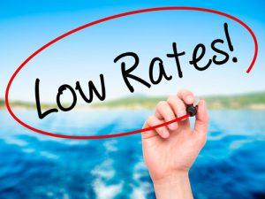low rates not good idea