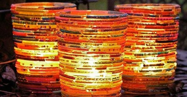 Bangle-Lampshades