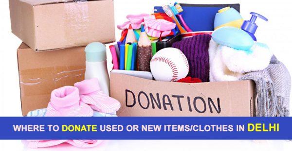 Donation-Delhi