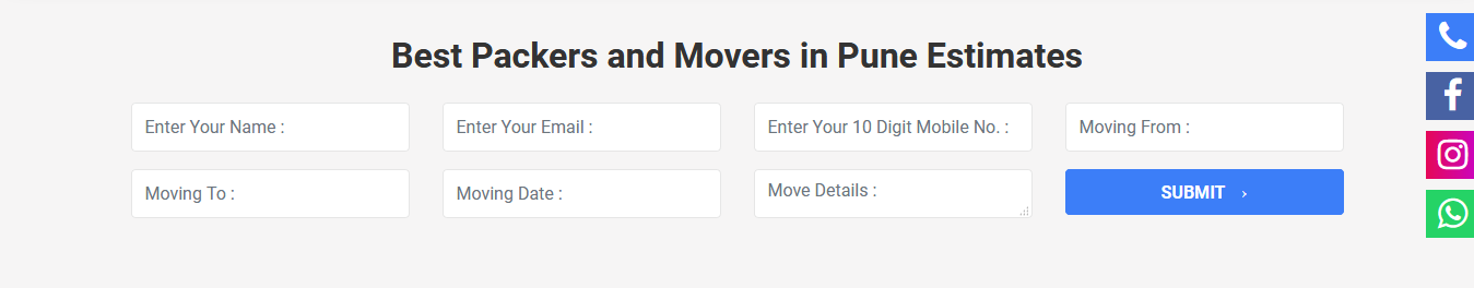 moving solutions enquiry form