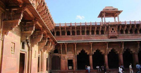 Agra-Fort-Inside