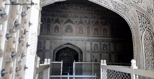 Agra-Fort-Sheesh-Mahal