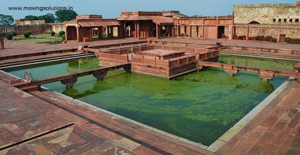 Anup-Talab-Fatehpur-Sikri-Agra