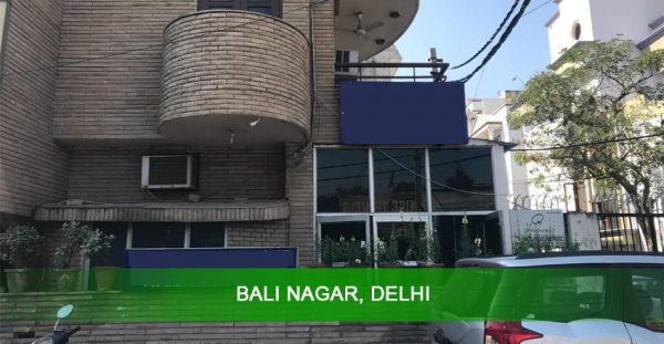 Bali-Nagar-Delhi