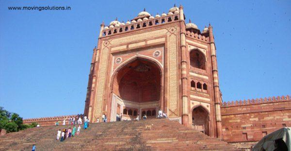 Buland-Darwaza-Fatehpur-Sikri-Agra