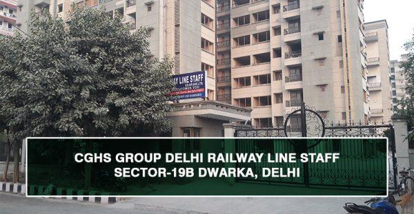 CGHS-Group-Delhi-Railway-Line-Staff-Sector-19B-Dwarka-Delhi