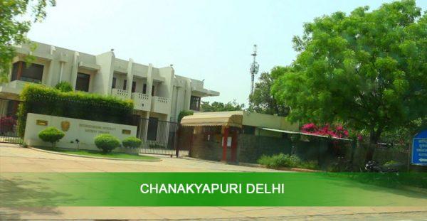Chanakyapuri-Delhi