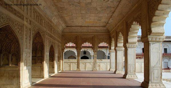 Diwan-I-Khas-Agra-Fort