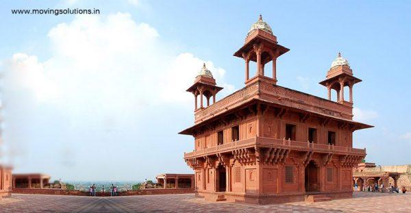 Diwan-I-Khas-Fatehpur-Sikri-Agra