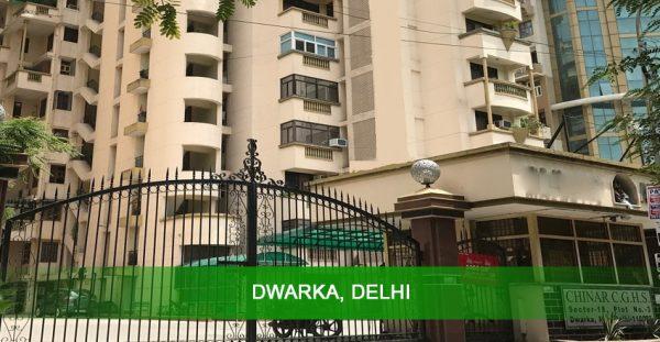 Dwarka-Delhi