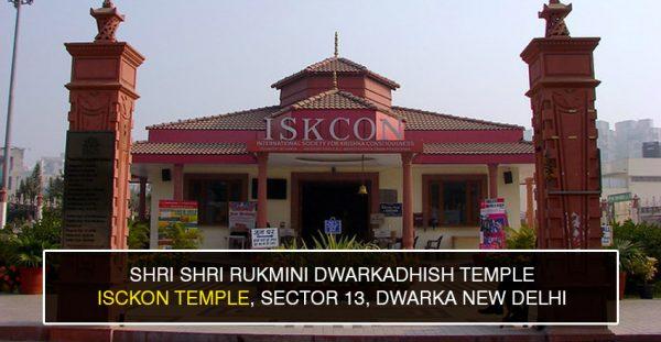 ISCKON-Temple-Dwarka-Delhi