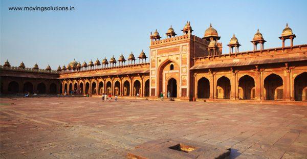 Jama-Masajid-Fatehpur-Sikri-Agra