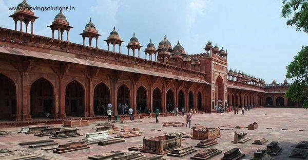 Kings-Gate-Fatehpur-Sikri-Agra-City-Guide