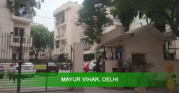 Mayur-Vihar-Residential-Area-in-East-Delhi
