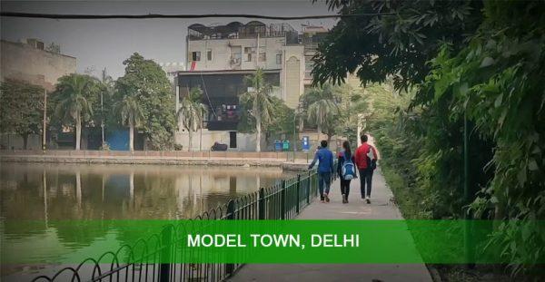 Model-Town-Delhi