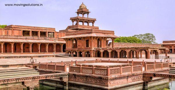 Panch-Mahal-Agra-Fragehpur-Sikri