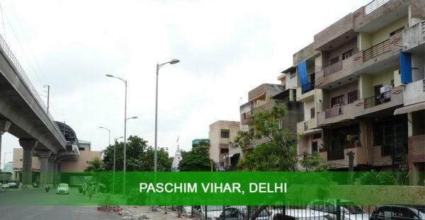 Paschim-Vihar-Delhi