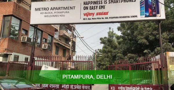 Pitampura-Delhi