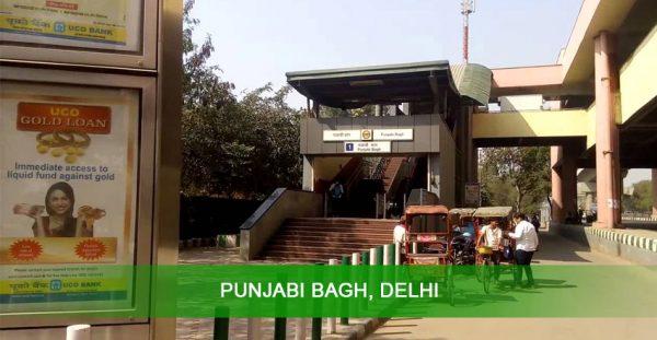 Punjab-Bagh-Delhi