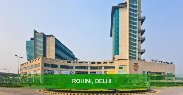 Rohini-Sub-City-Delhi