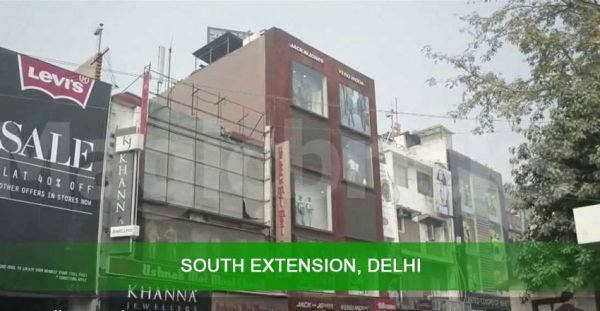 South-Extension-Delhi-Area