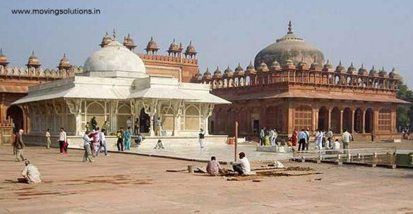 Tomb-of-Salim-Chisti-Fatehpur-Sikri