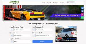 CAR-TRANSPORT-COST-CALCULATOR