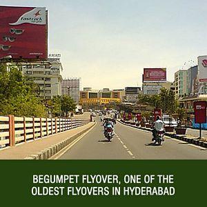 Begumpet-Flyover