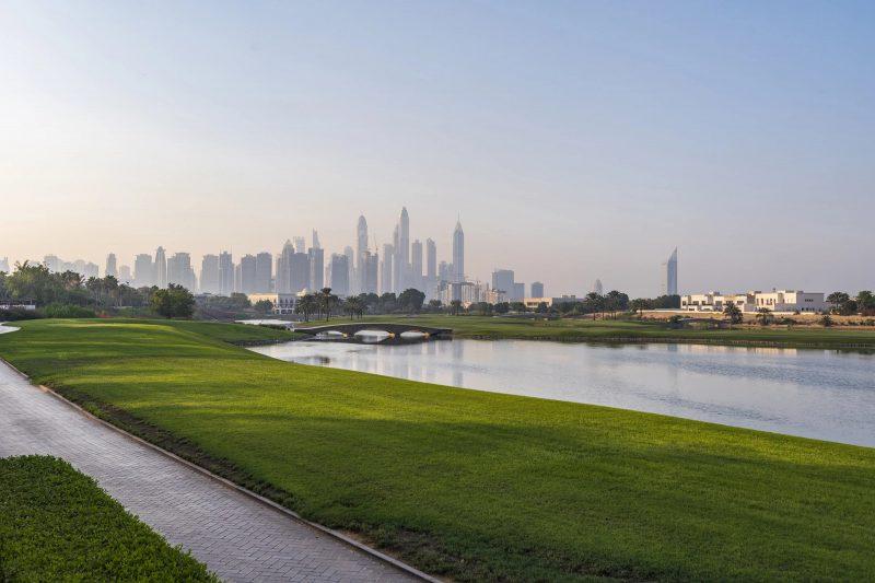 emirates hills dubai