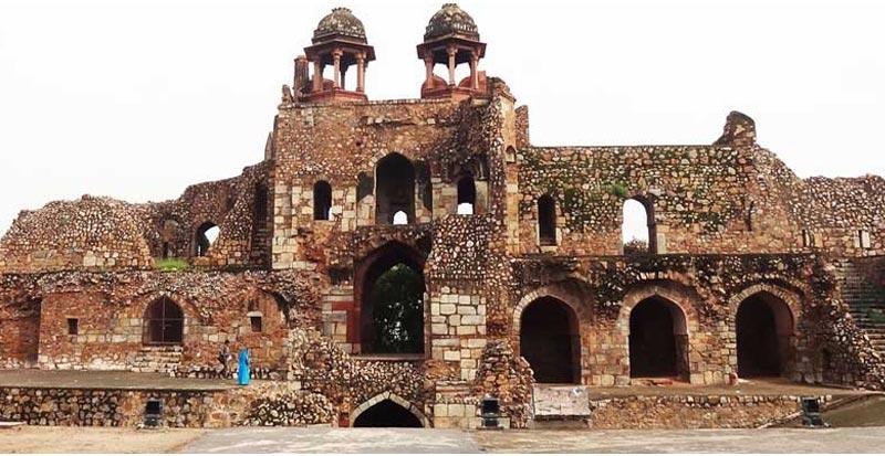old-fort-purana-qila-delhi