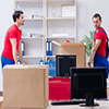 Axis cargo packers and movers