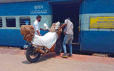 Bike Transportation by Train – Charges and Procedure